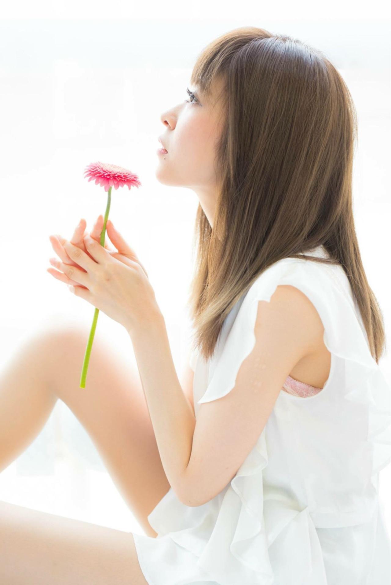透明感 コンサバ デート 大人女子 ヘアスタイルや髪型の写真・画像