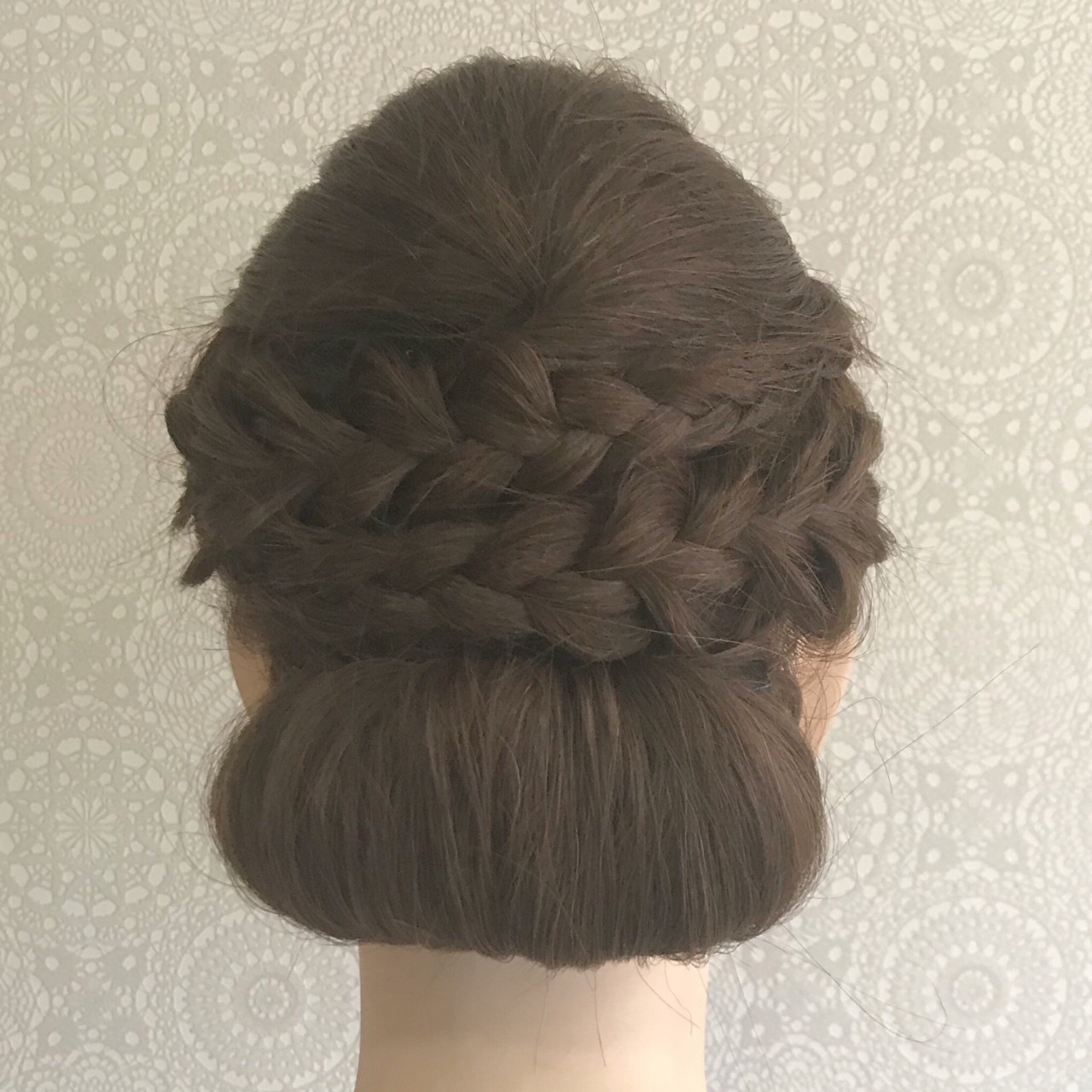 パーティ エレガント 結婚式 上品 ヘアスタイルや髪型の写真・画像