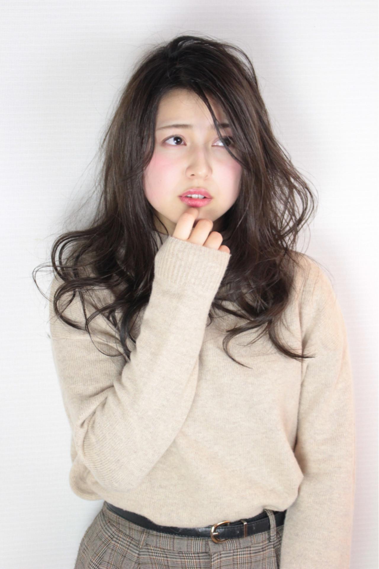 前髪なしでセンシュアルな雰囲気に 松田 和幸