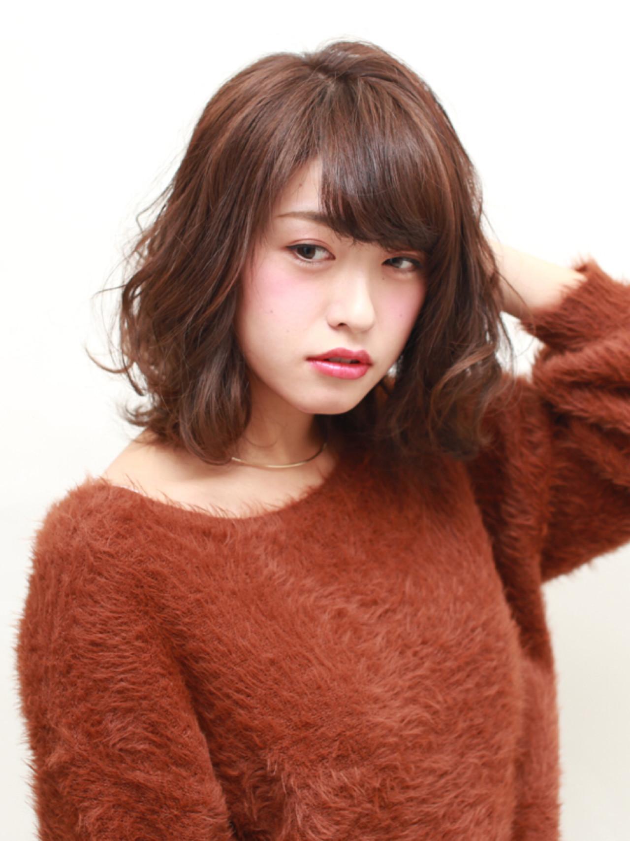 卵型×おすすめヘアスタイル 木村俊 | blanc hair