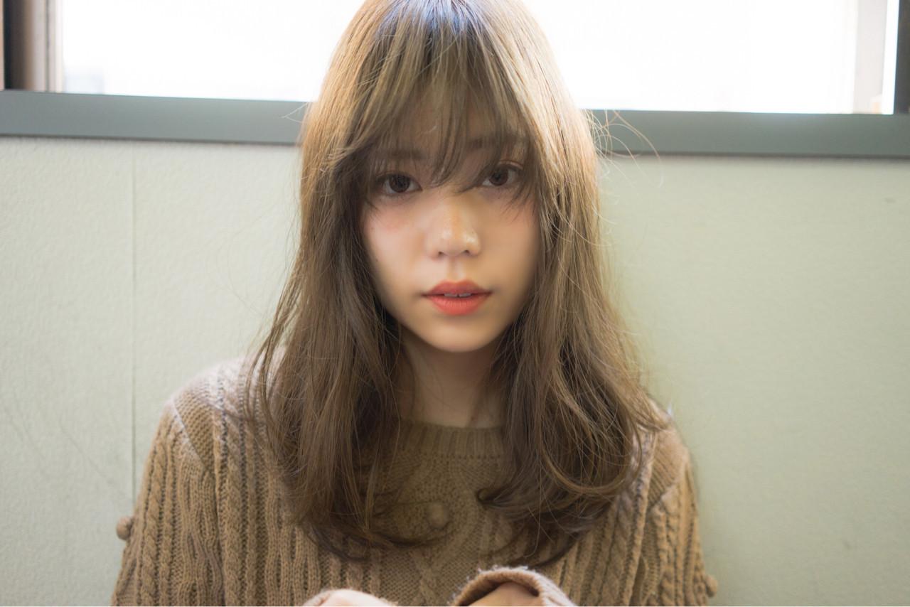 おすすめのヘアスタイル② 野口 輝/vicushair | vicus hair