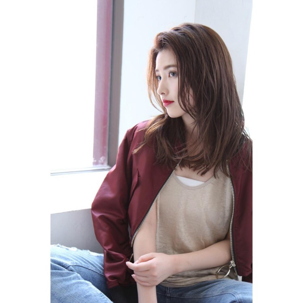 モテ度高め♡石原さとみさん風ミディアム 眞鳥康史/joemi by Un ami | Joemi by Un ami(ジョエミ バイ アンアミ)