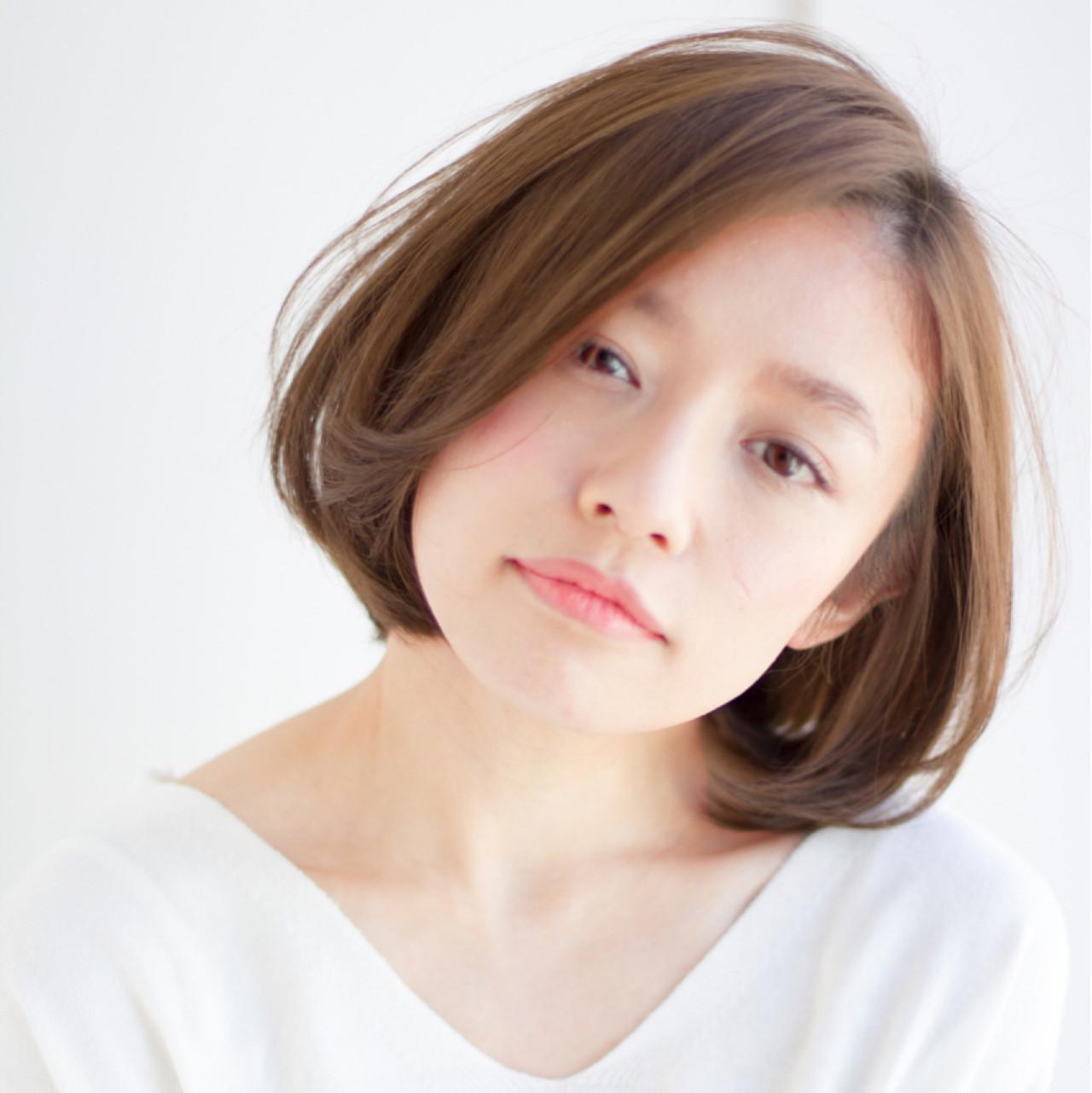 水原希子ちゃん風♡前下がりショートボブ 東 純平 | Ramie omotesando