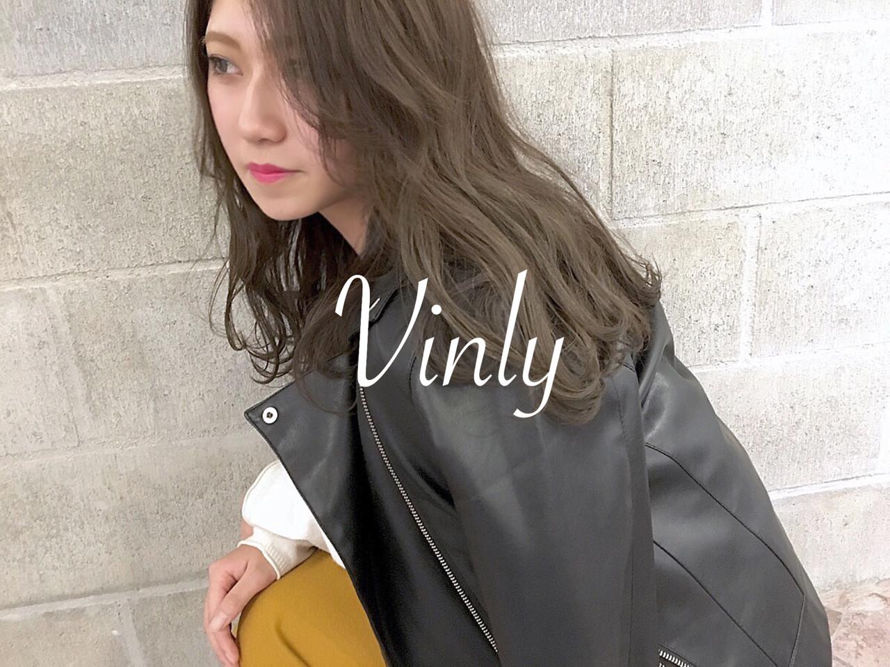 ナチュラルロングでも軽い仕上がりに♪ norihiko yoshimoto | Vinly hair salon