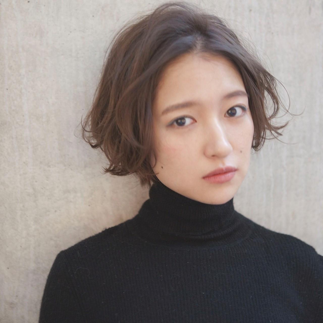 海外モデル風のショートヘアの特徴 タカハシ アヤミ | ROVER