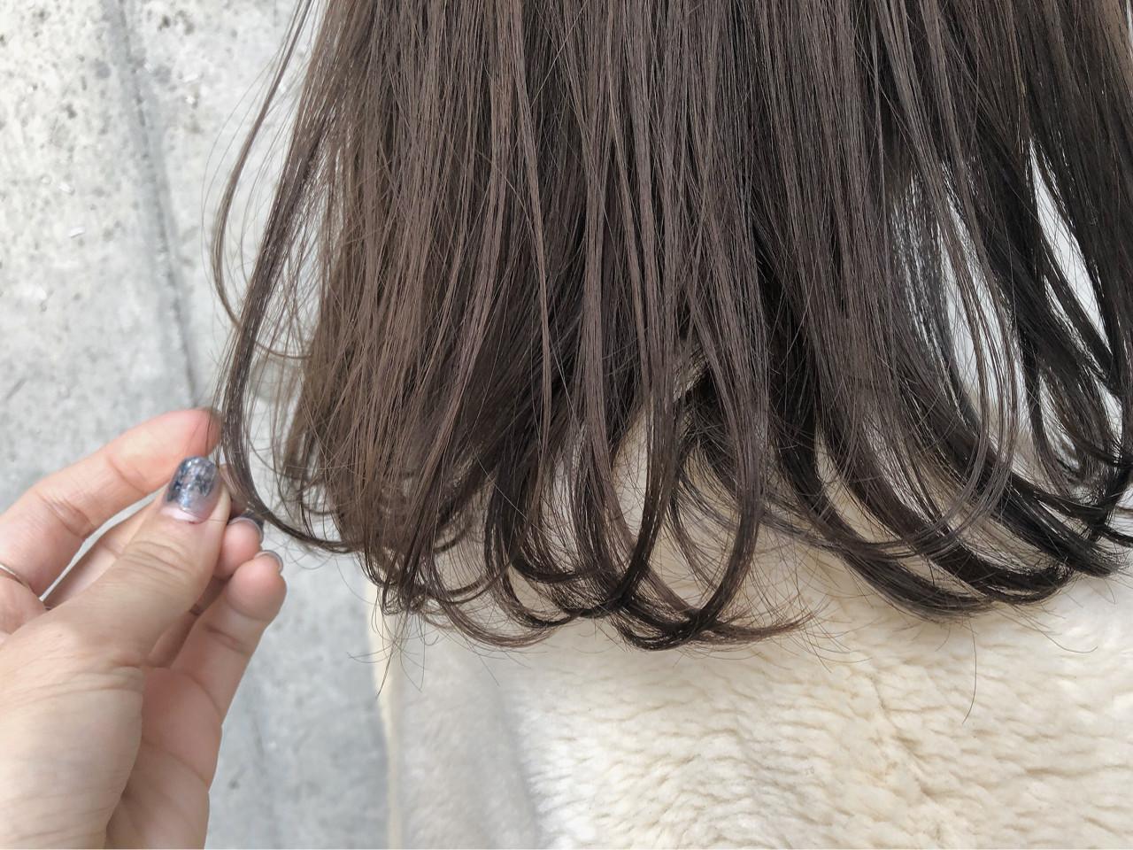 色見本を、髪色画像でチェック♪ ニシムラ カナ