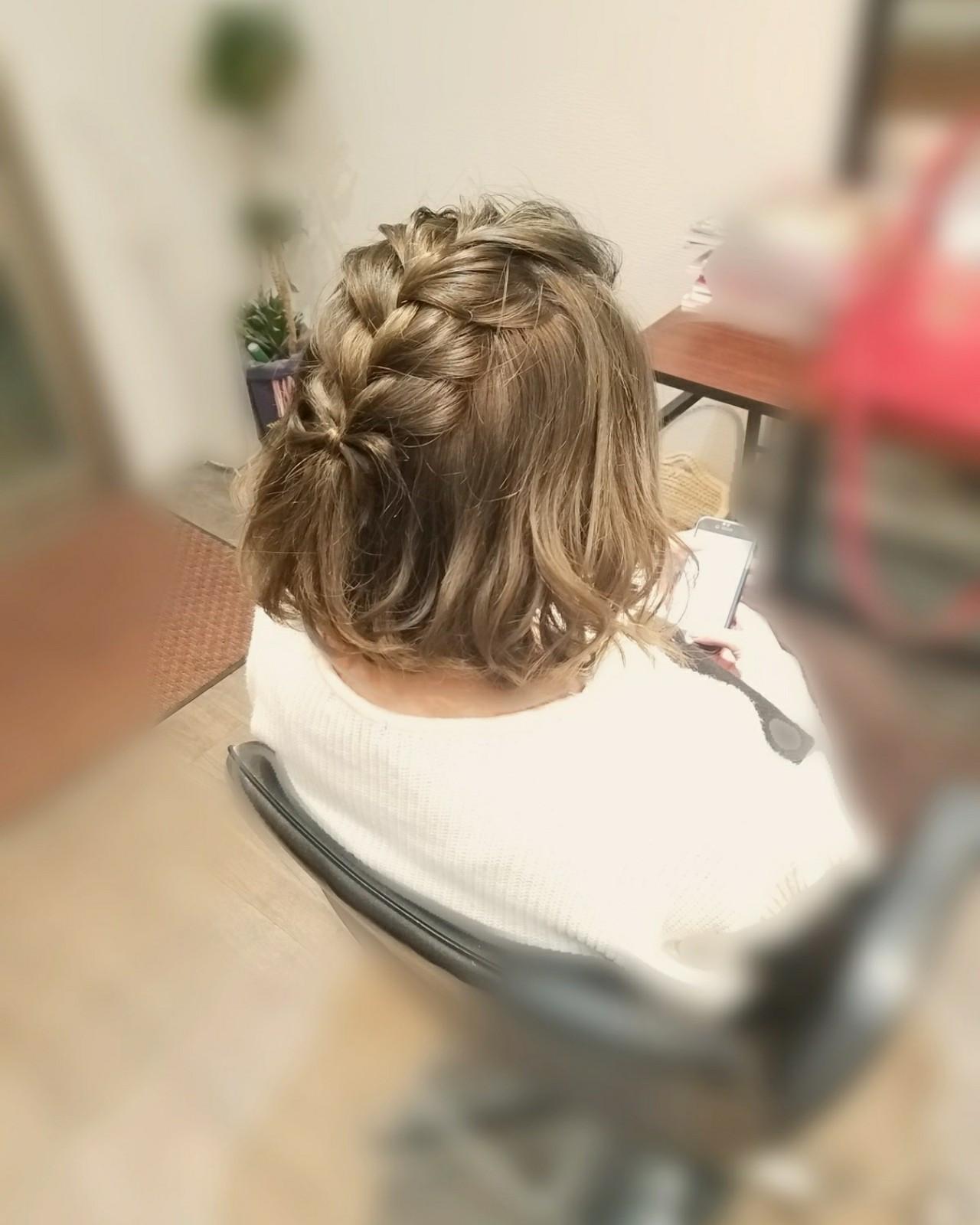 三つ編みと編み込みの違いとは? mai | HAIR SALON STELLA