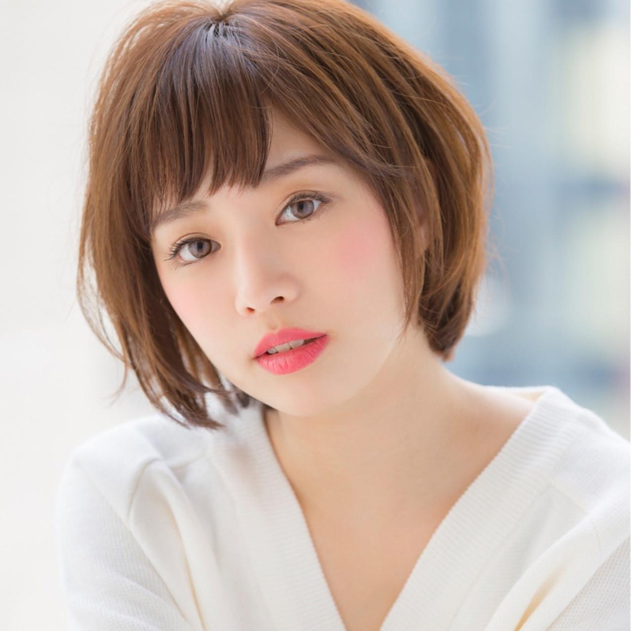 モデルにしたい!ショートボブ~ミディアムの芸能人ヘアカタログ