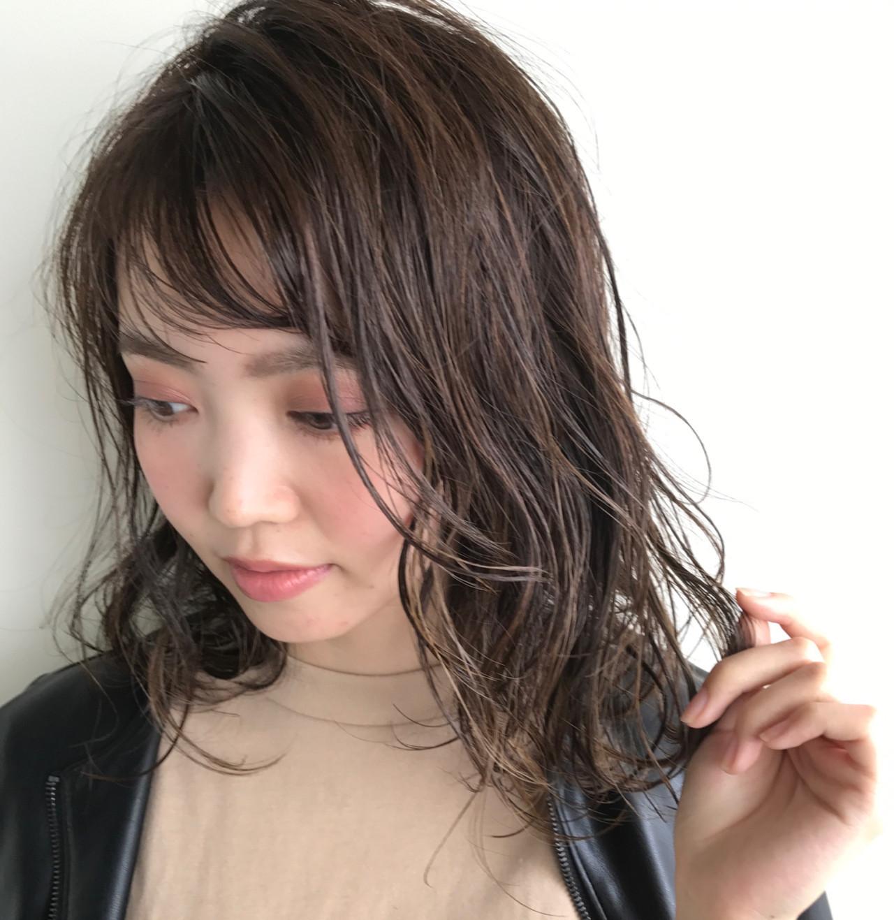 ぬれ 髪 やり方