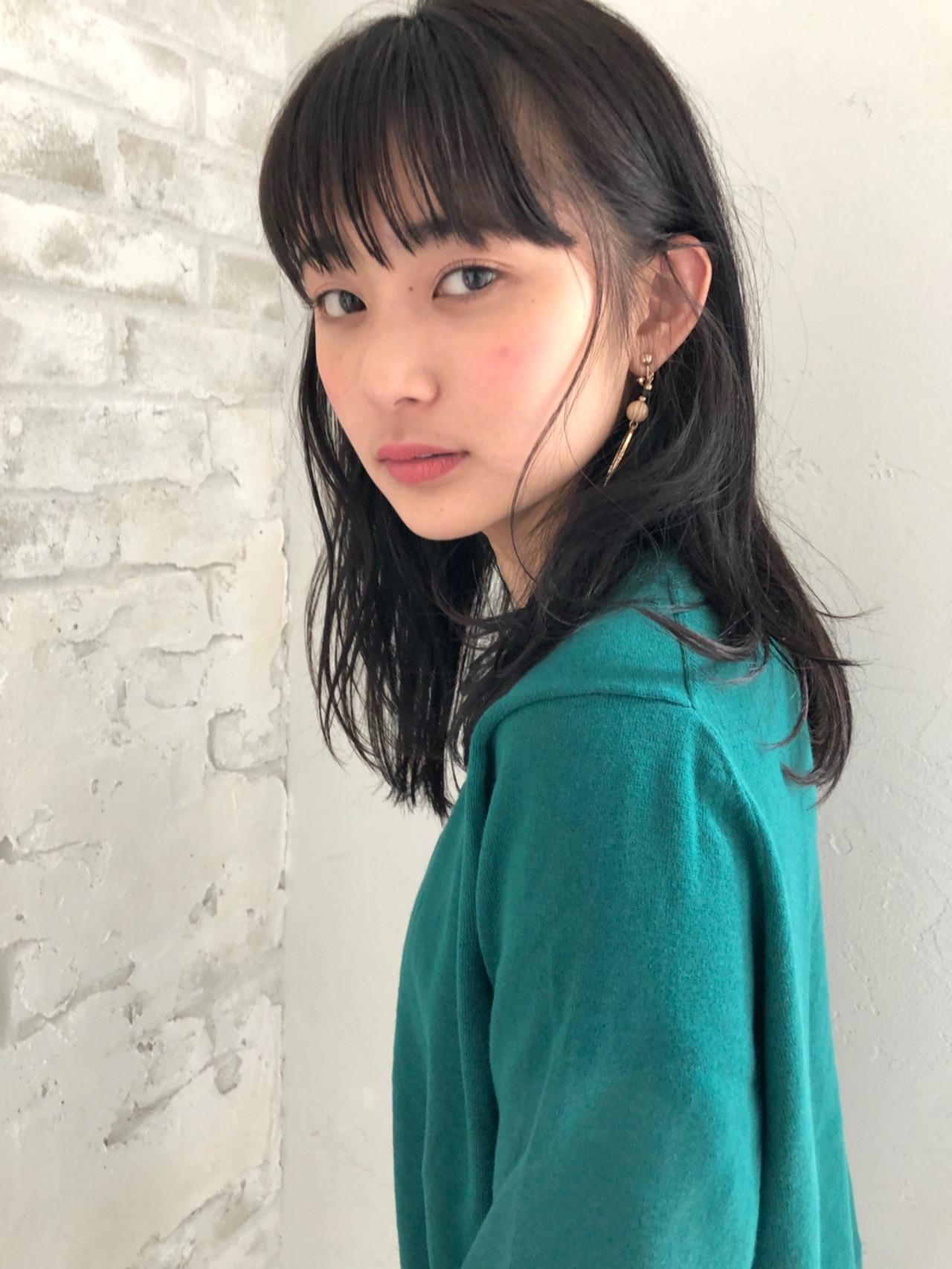 垢抜けたいなら小顔に見せるレイヤーカット ナガヤ アキラ joemi 新宿  joemi by Un ami