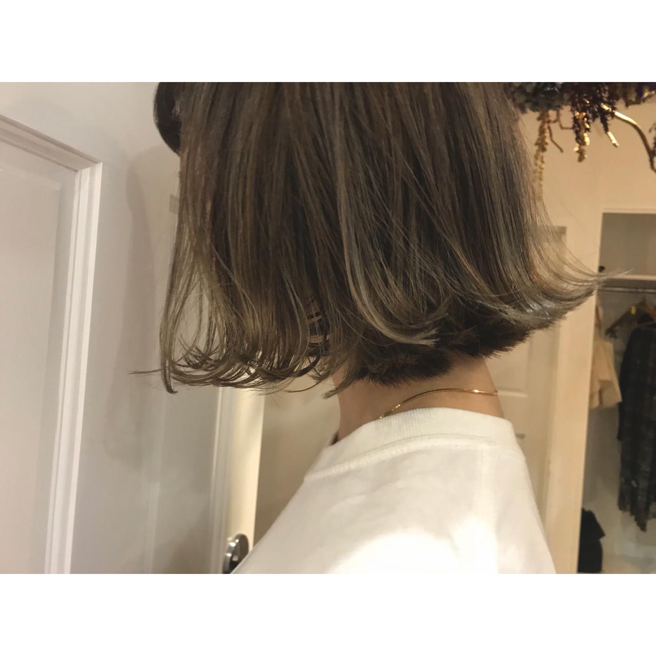 初心者向け♪黒髪×ハイライトカラー YUKINA / HOMIE TOKYO