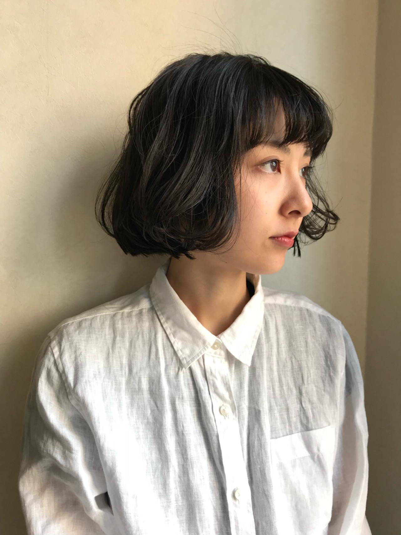 前髪ありでつくる大人かわいい人気のヘア♡ 吉田将大