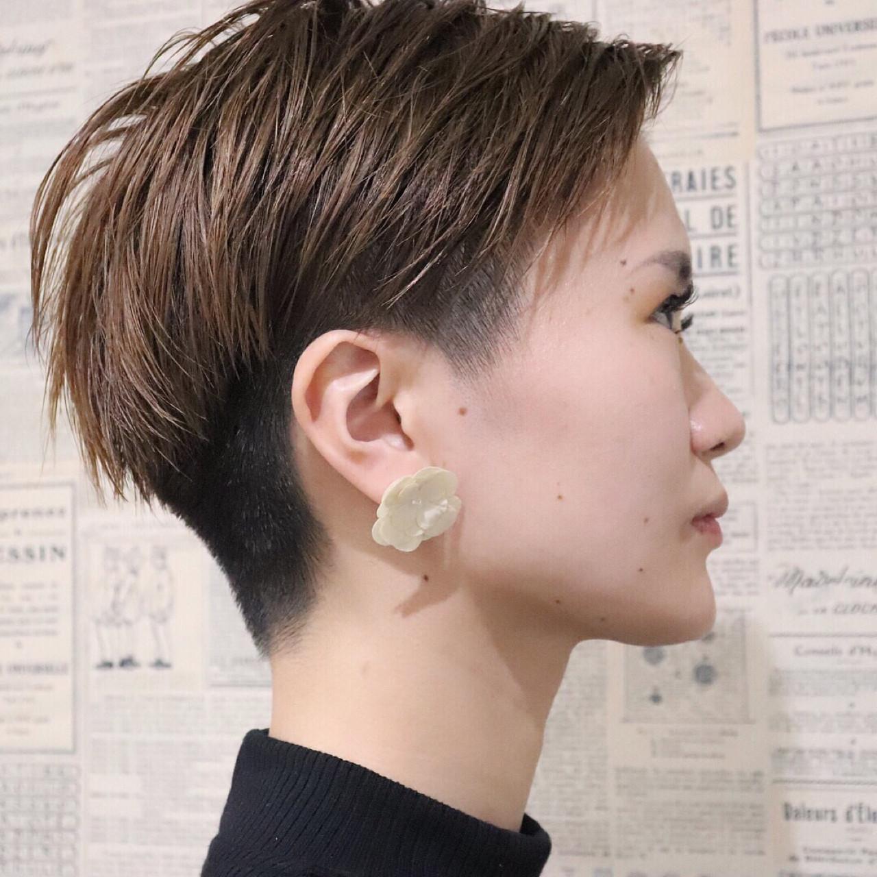 かっこよさを生かすなら刈り上げもおすすめ♡ 吉田 哲也 | Hair Gallery Chainon