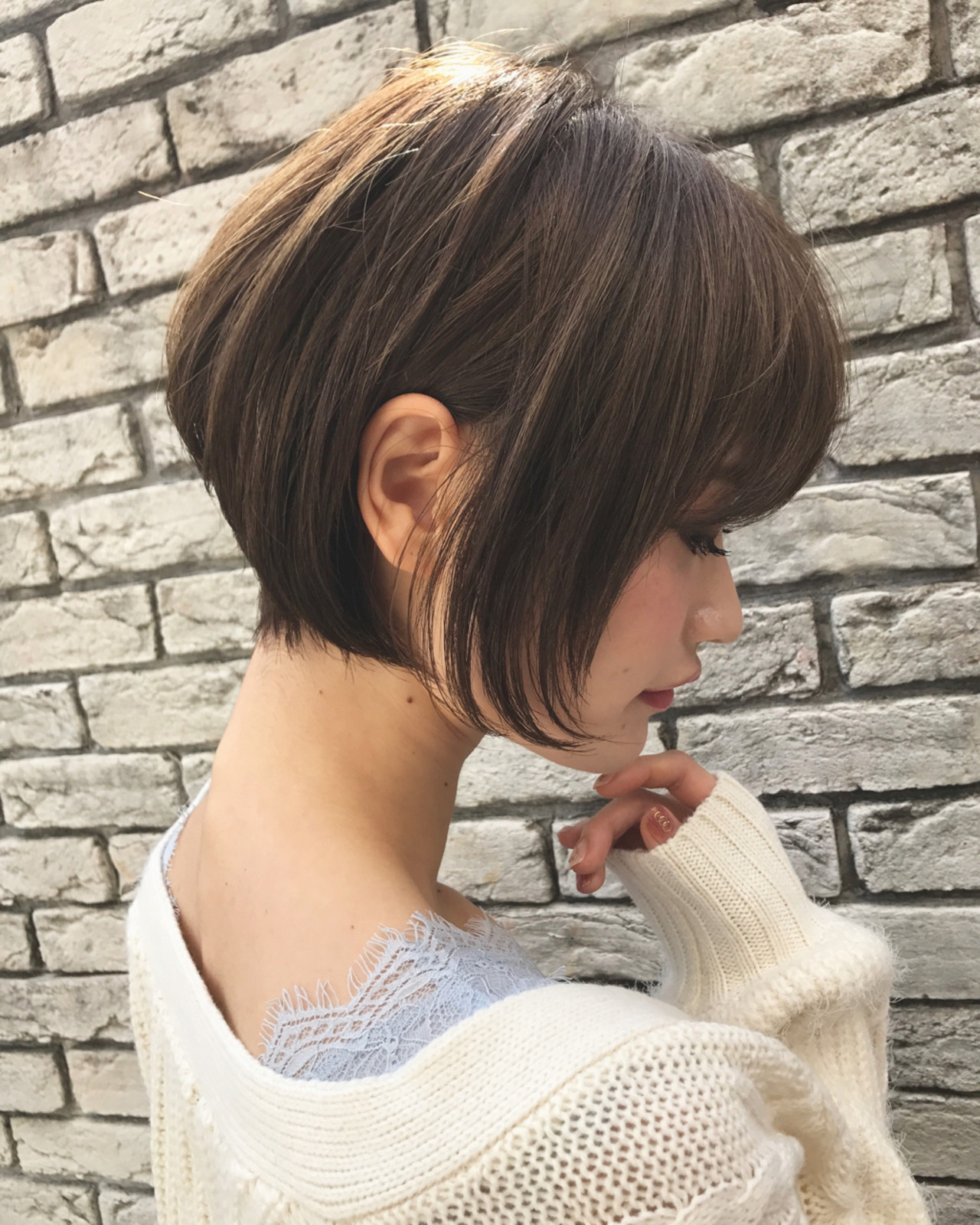 耳かけはセクシーな色っぽさが出せる♪ 羽田ひろむ | LAiLY by GARDEN
