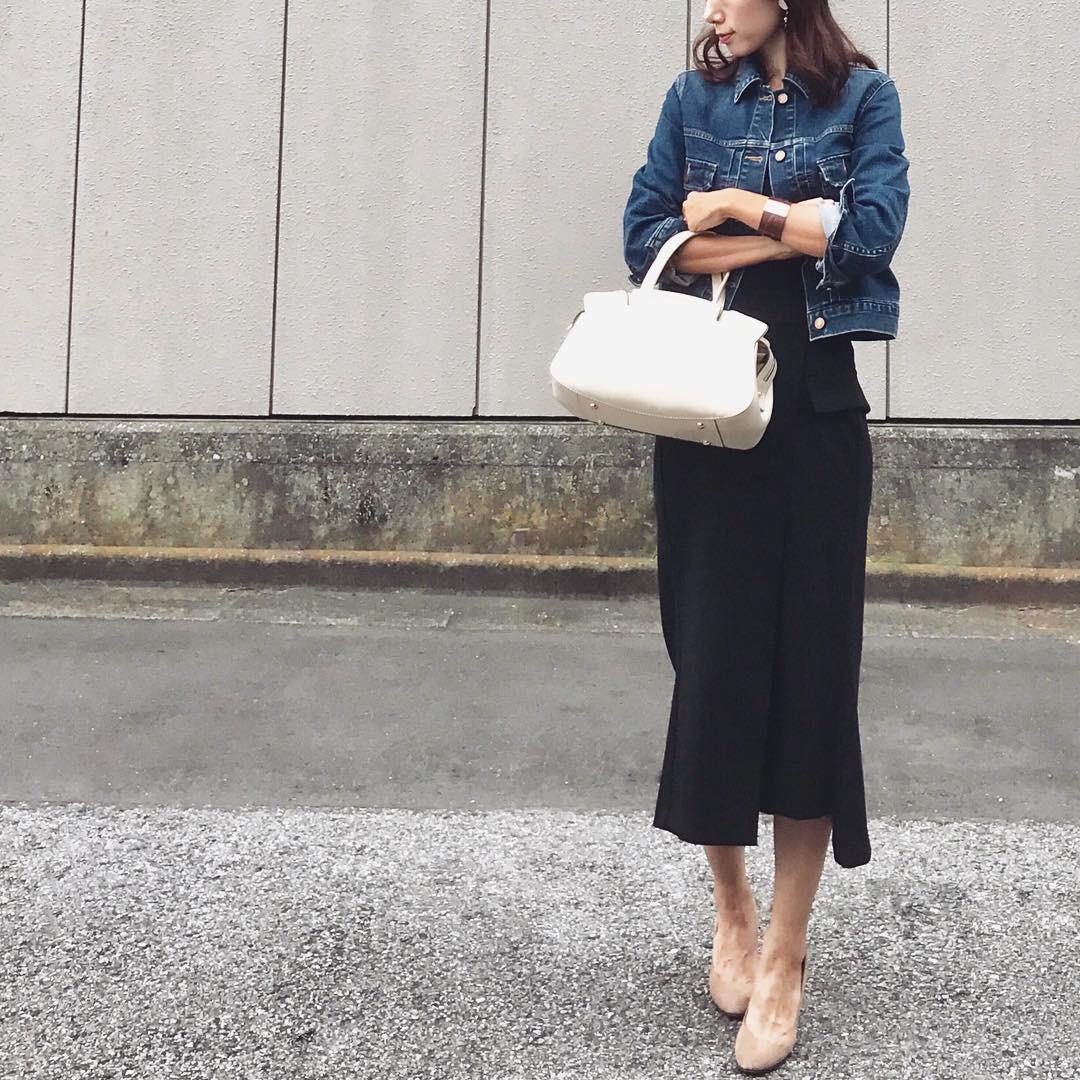 ラップ風タイトスカートで差をつける♡ 出典:soliabe5787