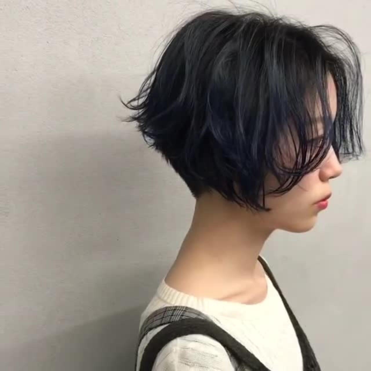 ふんわり感満点のベリーショート ショート職人 伊藤修久 【#tag】