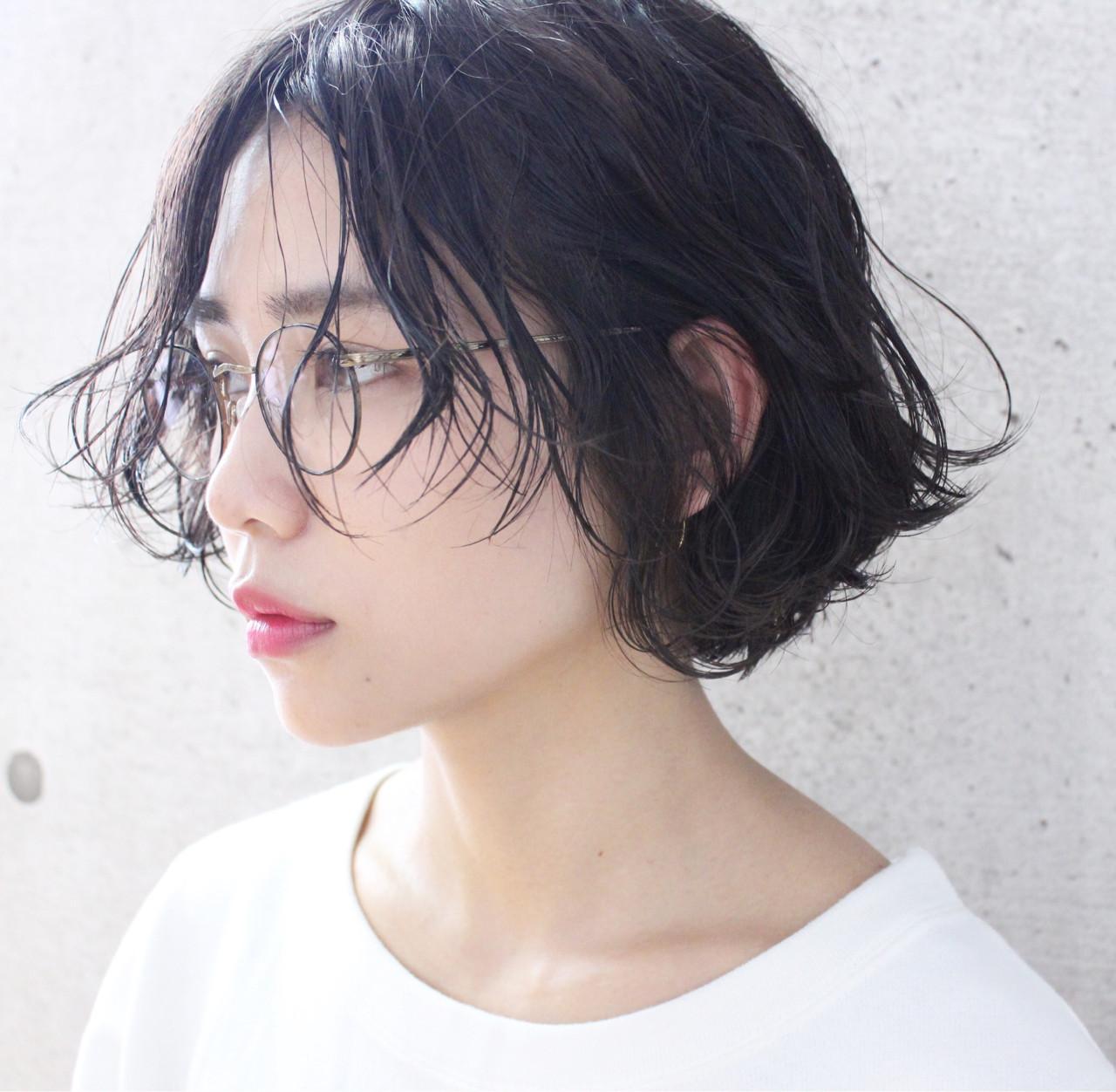 濡れ髪×無造作ウェーブでキュートにキメて 上田智久 福岡 天神