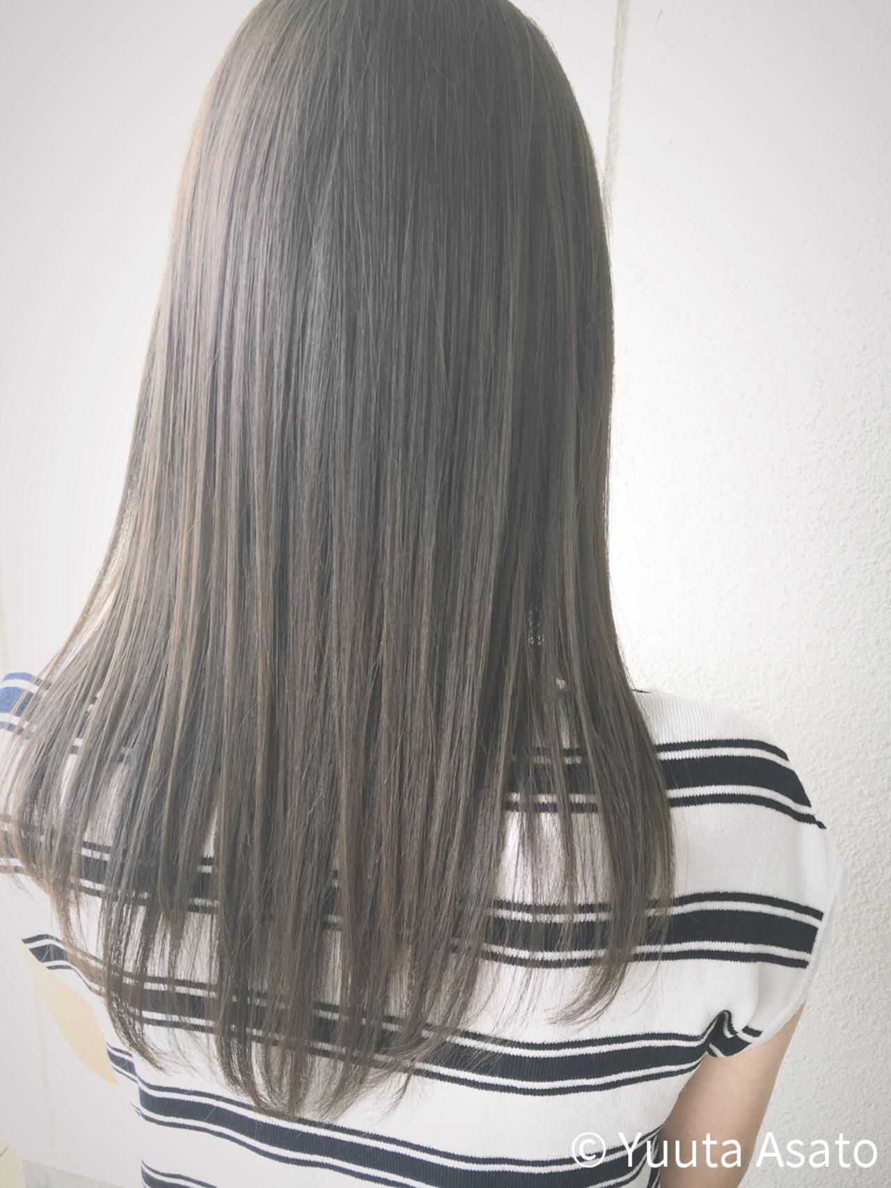 ストレートヘアアレンジに大活躍!スタイリング剤編 Yuuta Asato