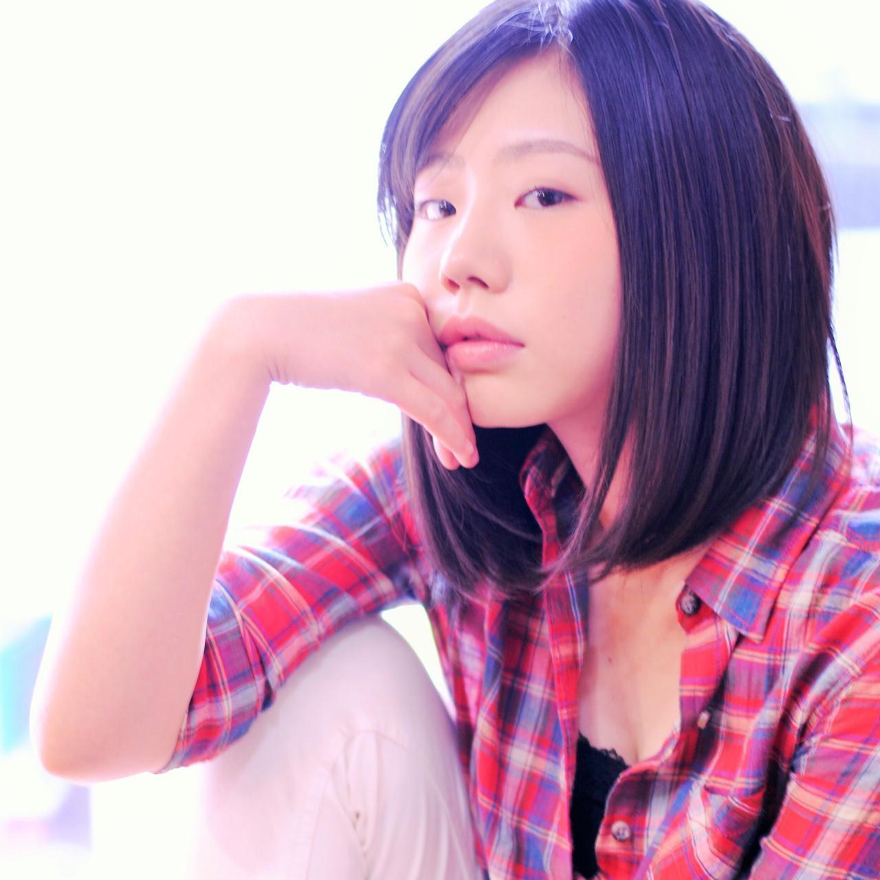 芸能人を参考♡水原希子ちゃん風 鈴木☆之武