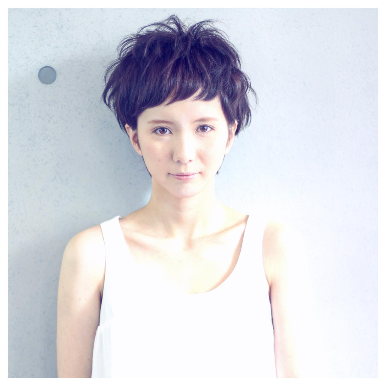 夏 ナチュラル ピュア 春 ヘアスタイルや髪型の写真・画像