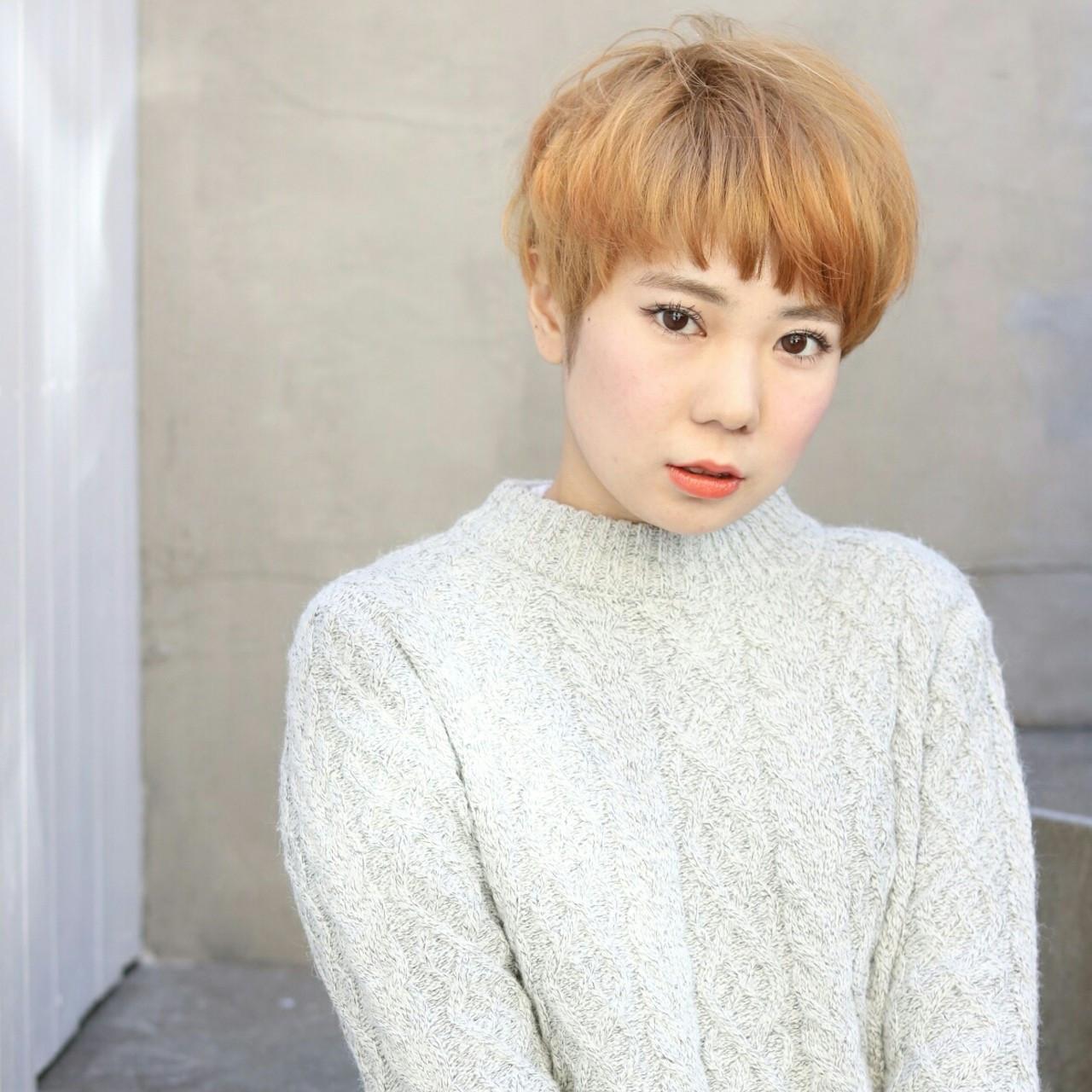 明るいハイトーンカラーでおしゃれ度アップ♡ 【dress】大杉匡史