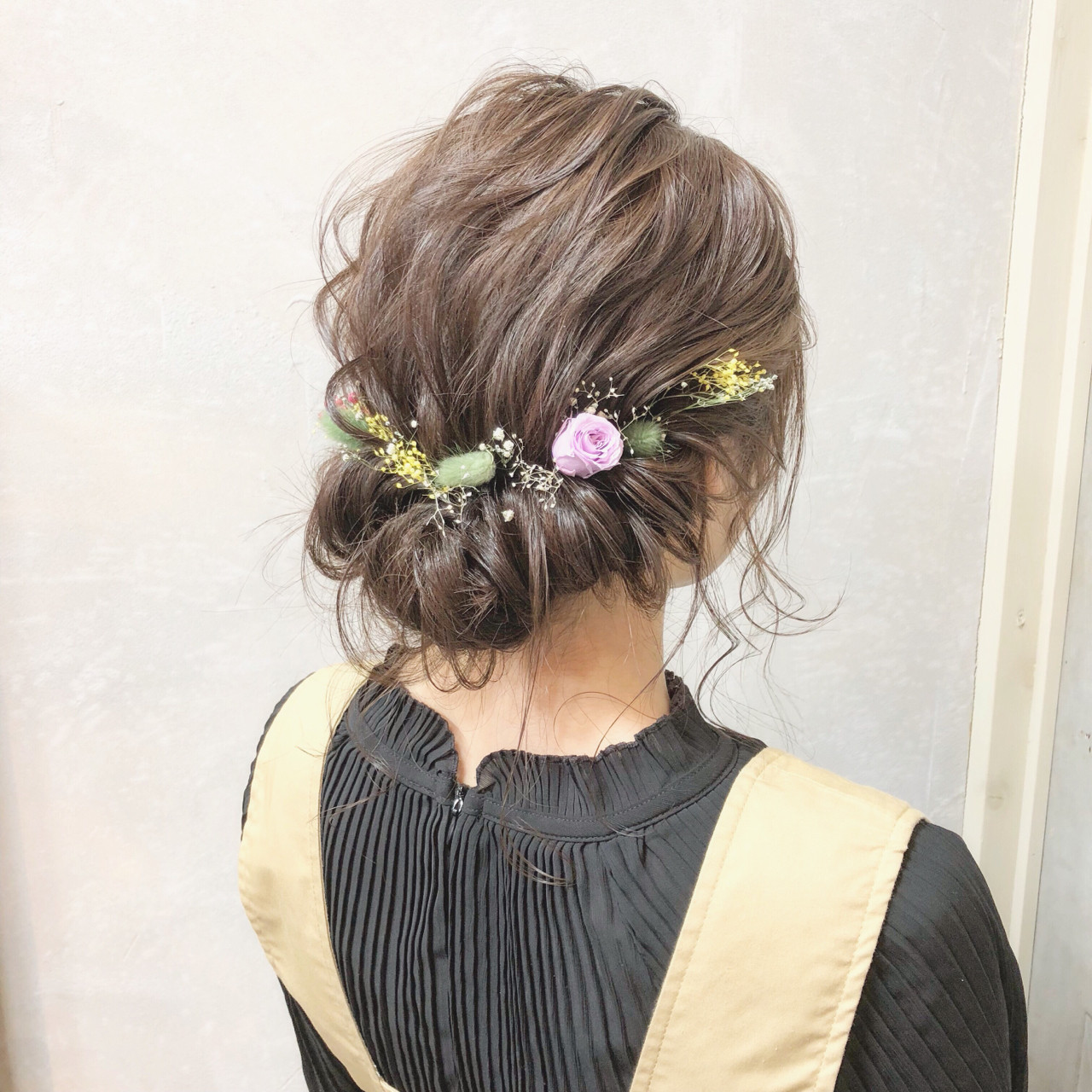 ギブソンタックってこんな髪型! hii.de@✂︎