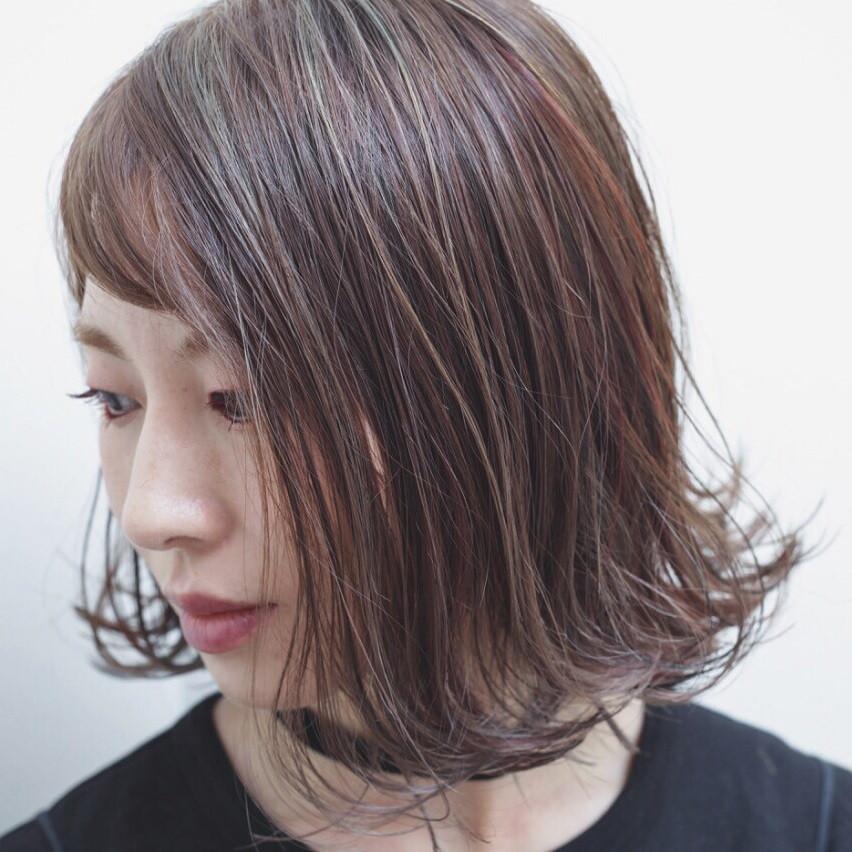 ローライトで叶える美髪♡カラーリングで魅せるスタイルをご紹介