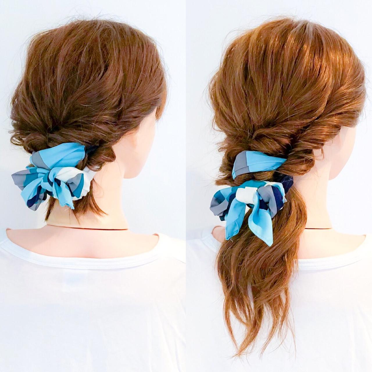 リンクで楽しむヘアスタイルも人気 HIRO