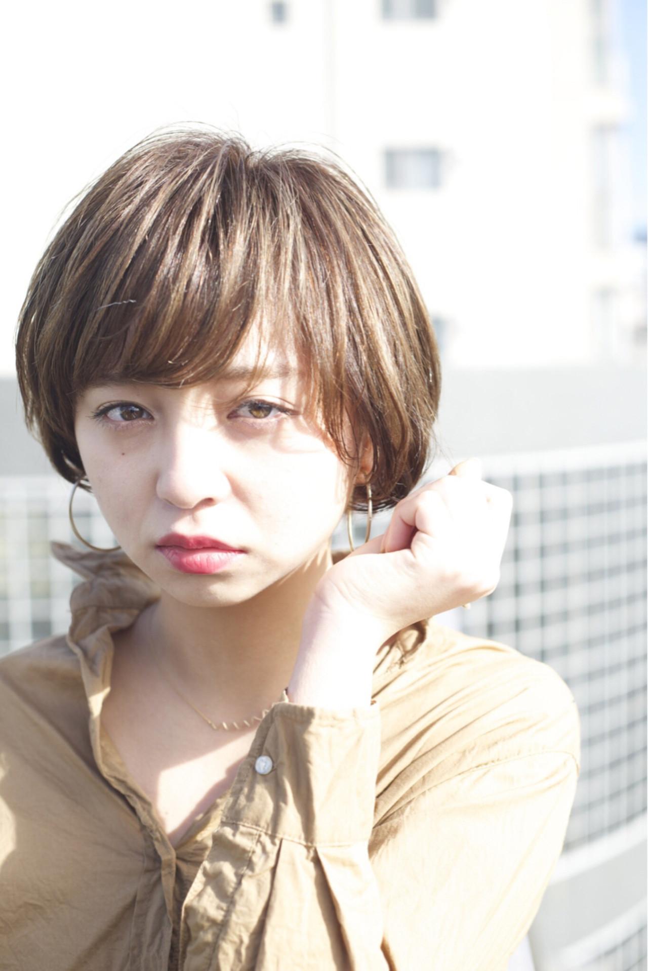 前髪の切り方やアレンジでなりたい自分に! 池田 涼平