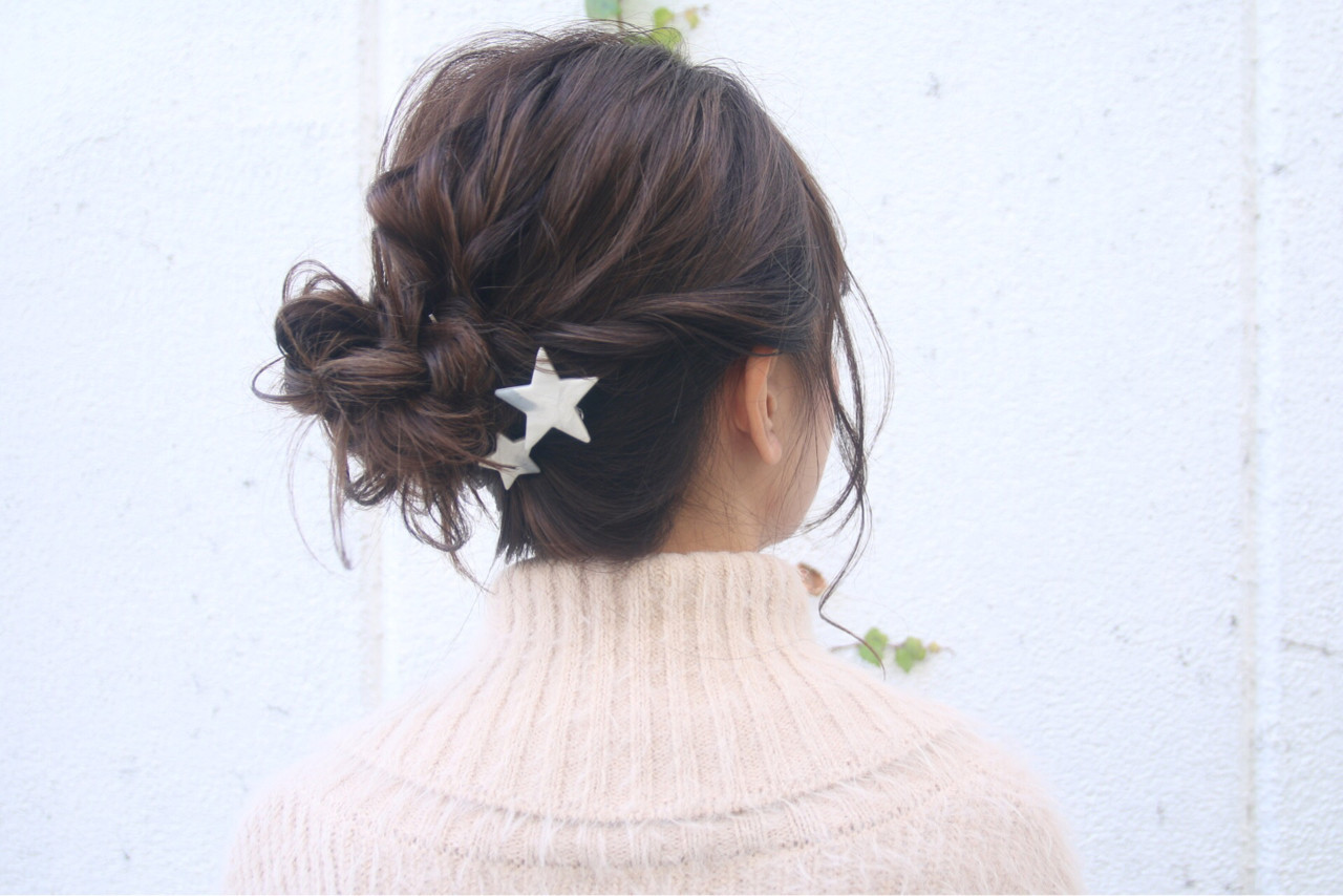 いつもよりもっとおしゃれ♡サイドアップヘアアレンジ 松谷 聖史