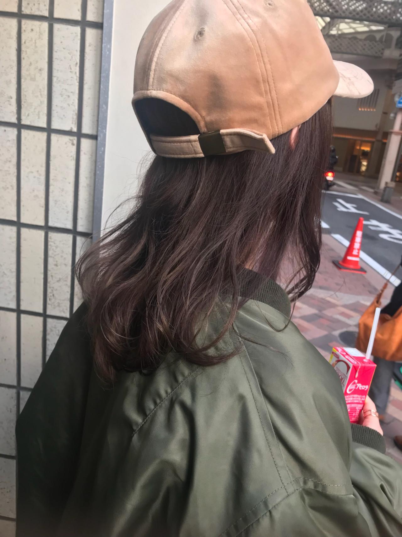 バーベキューの髪型にはキャップがおすすめ! 桝田 由佳 | vicus hair