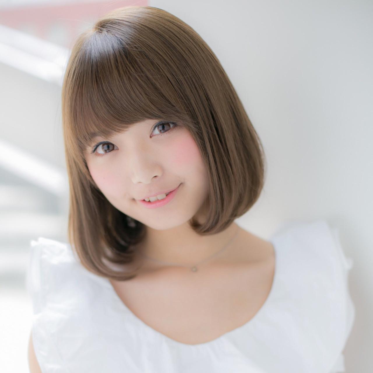 メンズウケも狙える小顔ボブショートでキュートに♡ 山村 実和子 | ユーフォリア渋谷グランデ
