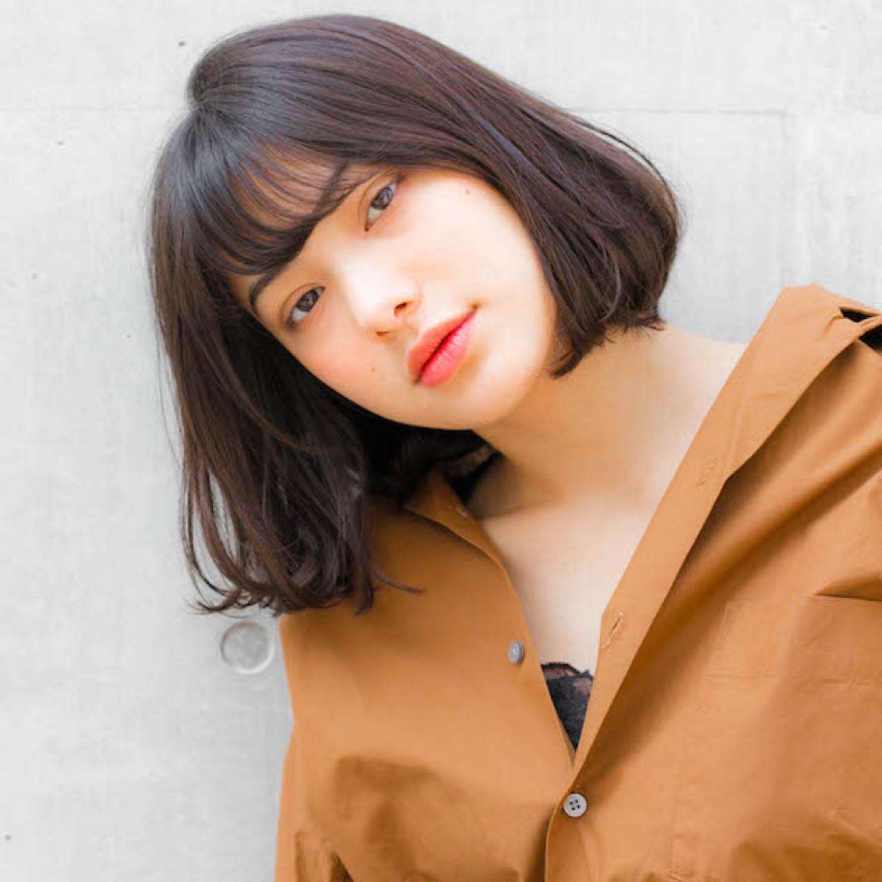 グレージュの髪色をざっくりとおさらい♡ 竹澤 優/relian銀座Top stylist