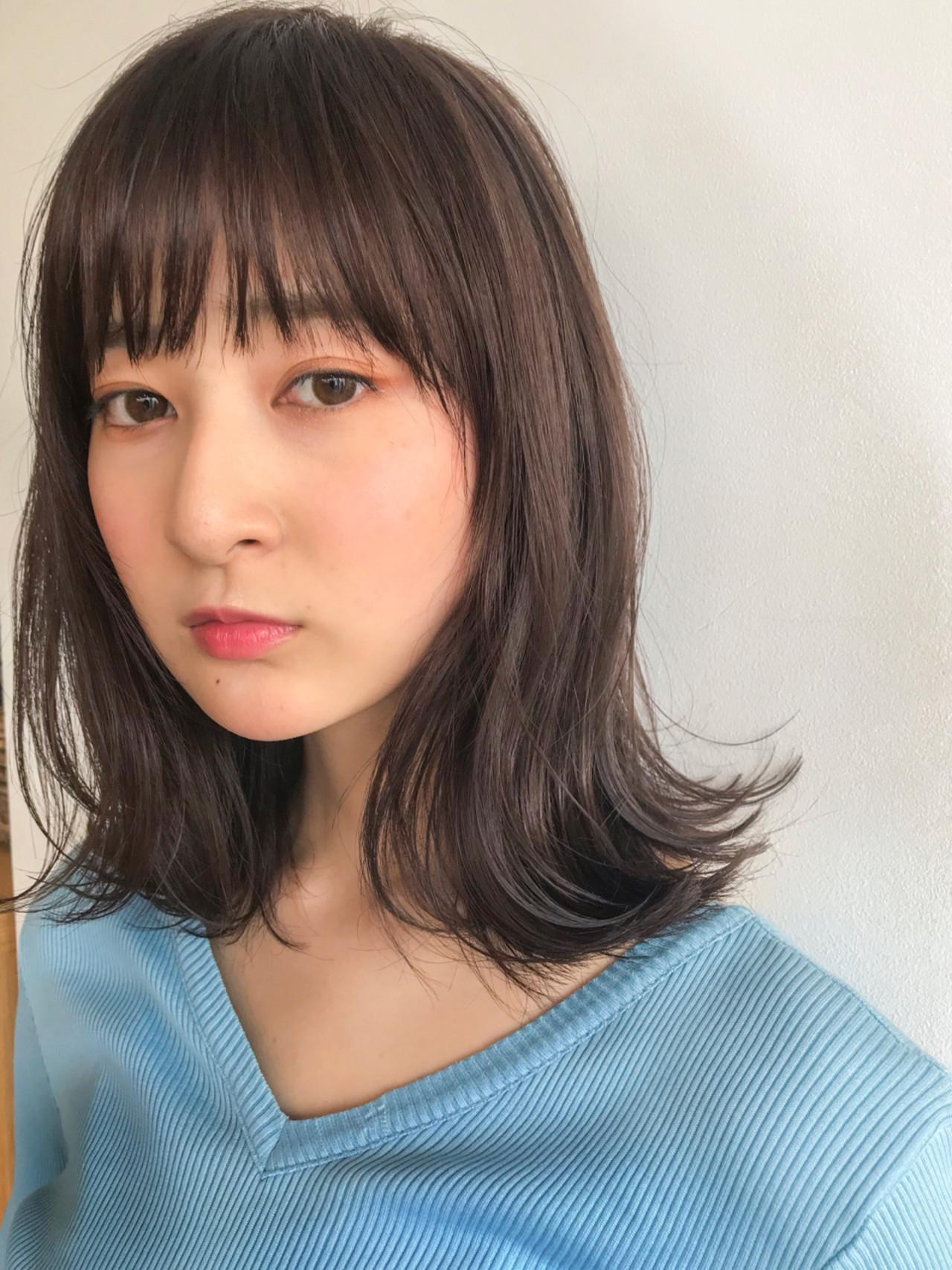 大人っぽかわいい♡が外ハネのポイント! GARDEN harajyuku 細田