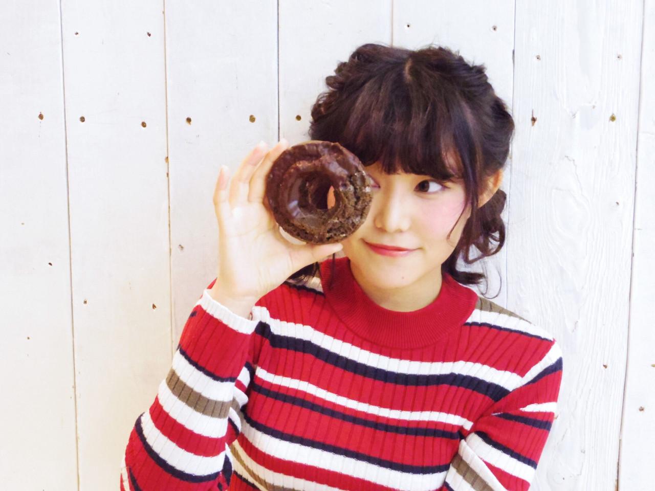 華やかにキメるなら編み込み×くるりんぱ! Namika Kitamura