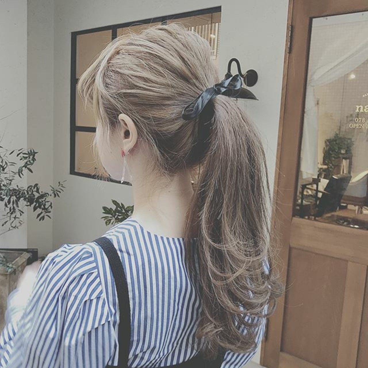 ロング フェミニン 大人かわいい デート ヘアスタイルや髪型の写真・画像