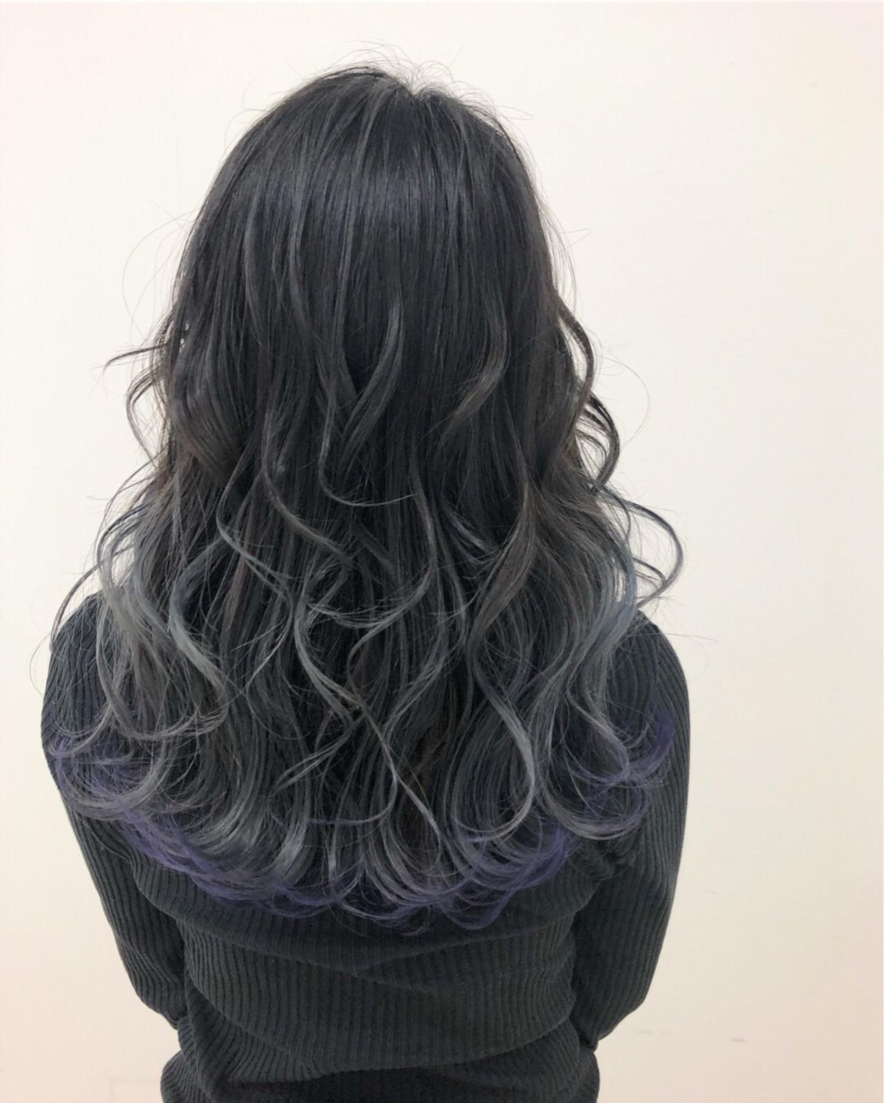 セミロングのミックス巻きヘアアレンジ Yuuta Asato