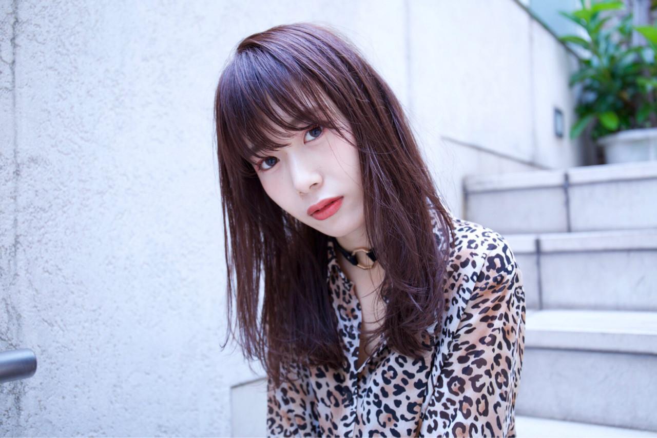 ちょっぴりダークな色っぽピンクグラデーションカラー♡ Ryota Yamamoto Daisy  Daisy