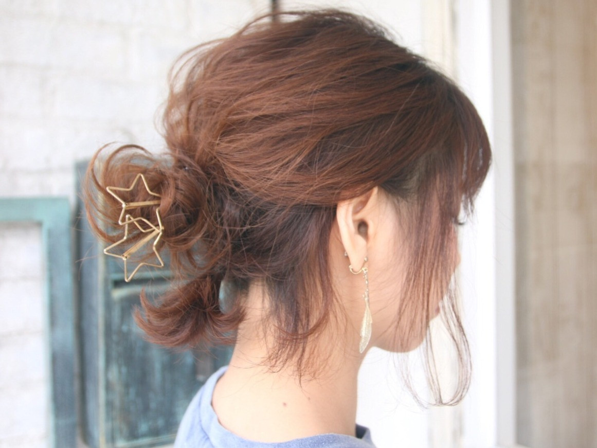 脱マンネリ!ポニテに+1テクで即おしゃ髪完成するんです