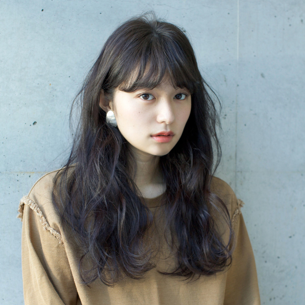<前髪ありなし別>ロングヘアの魅力♡可愛いも色っぽいもつくれます