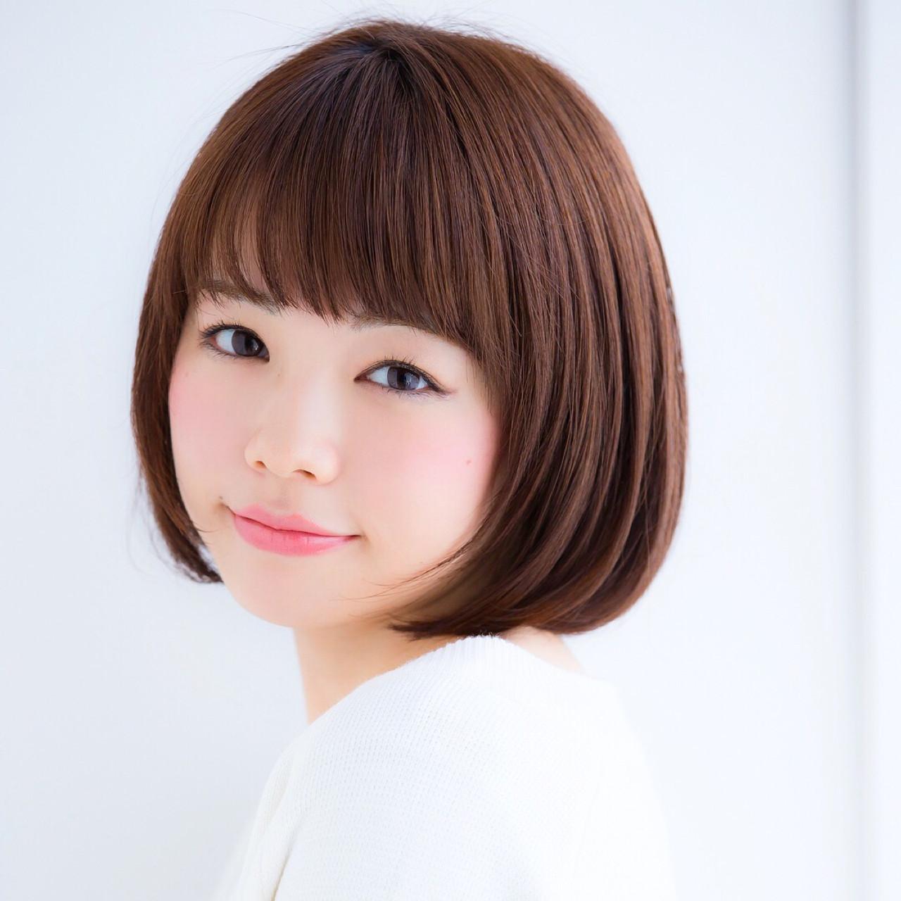 ヘアアレンジ ボブ 色気 大人女子 ヘアスタイルや髪型の写真・画像
