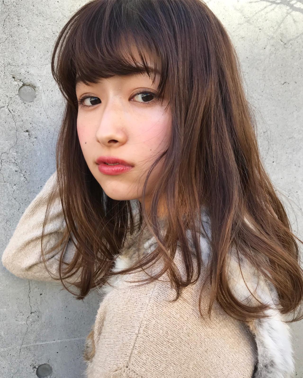 猫っけ&髪が細いという悩みにも◎ 出典:伊藤愛子 GARDEN