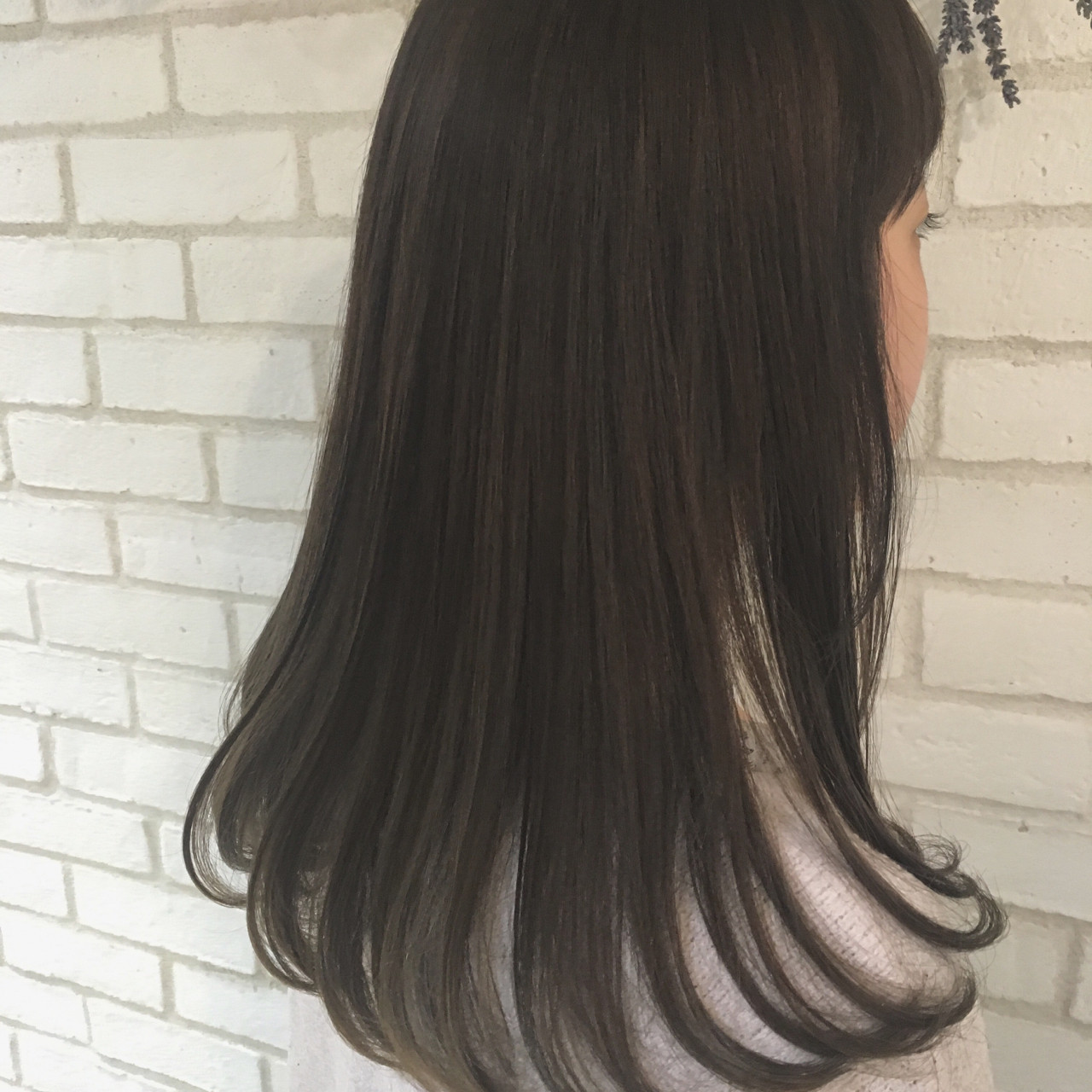 潤い・ツヤ感を保って健やかな髪質に♡ 出典:神田 朋孝
