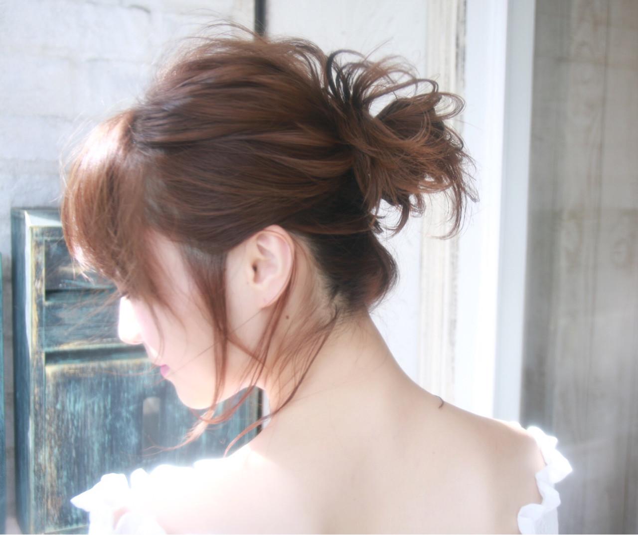 涼しげ 夏 ロング 大人かわいい ヘアスタイルや髪型の写真・画像