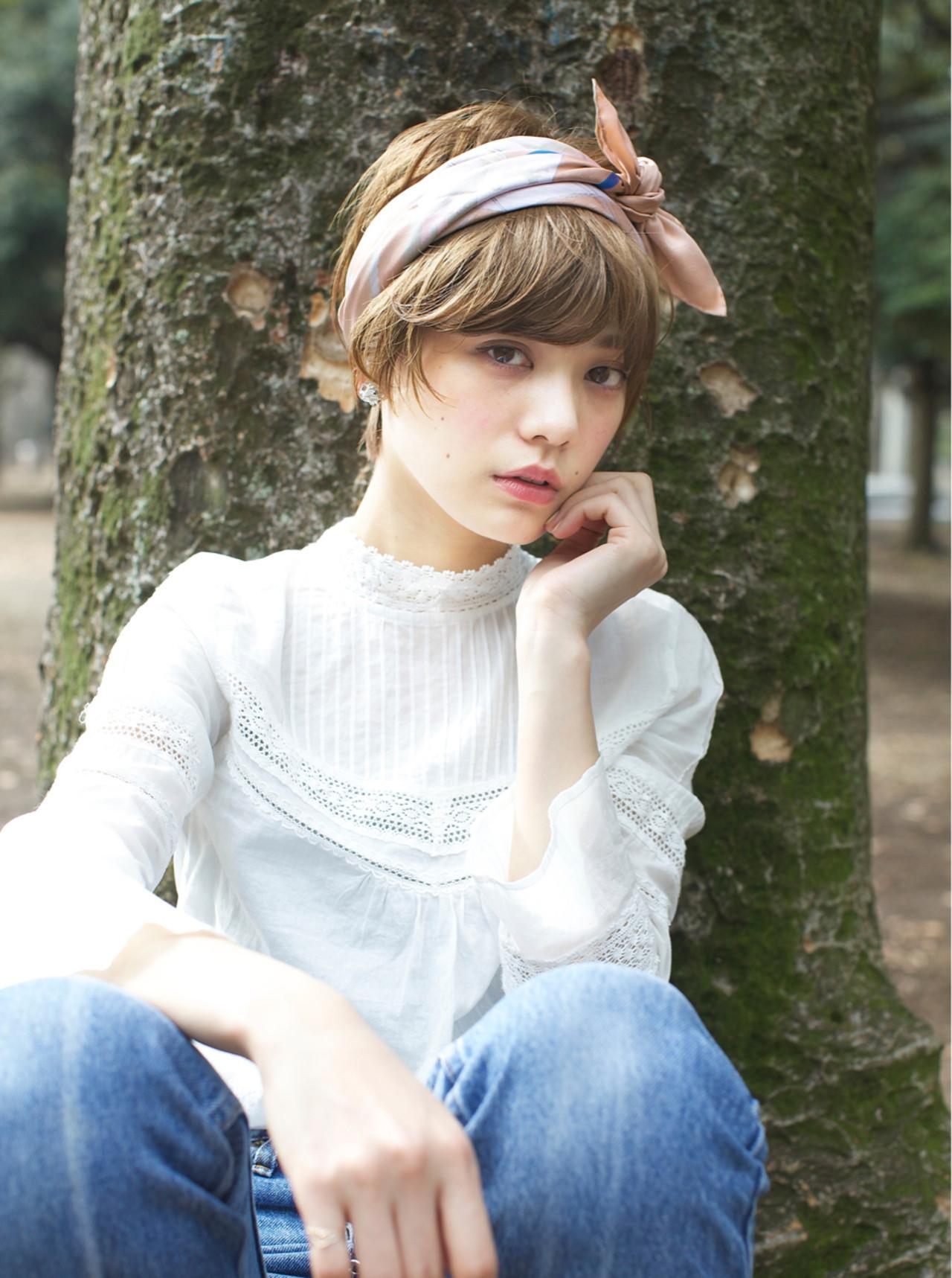 ヘアアレンジ 大人かわいい 外国人風 アッシュ ヘアスタイルや髪型の写真・画像