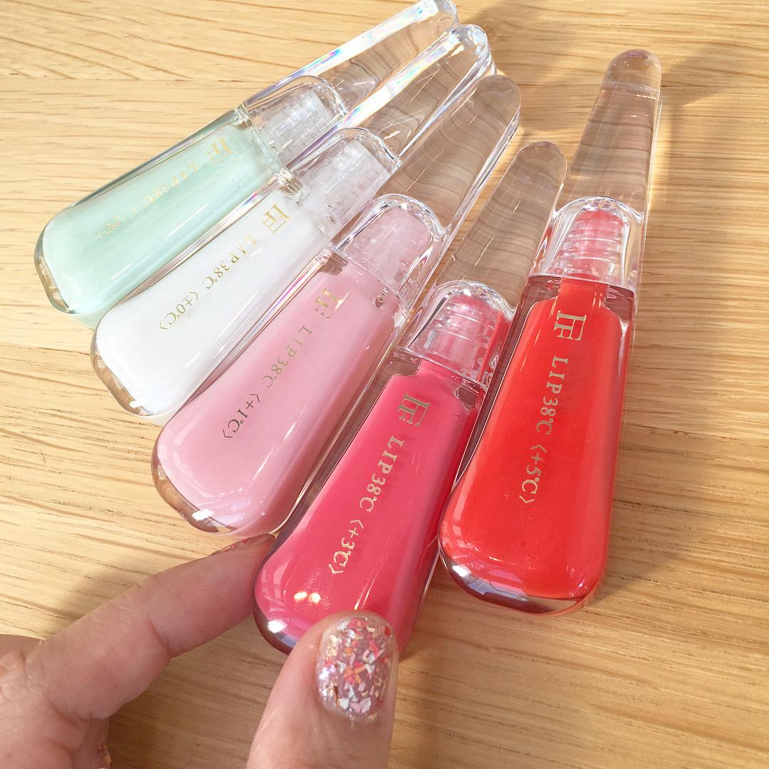 上気したような色っぽリップに♪「フローフシ LIP38℃ Lip Treatment」 xxizumiiixx