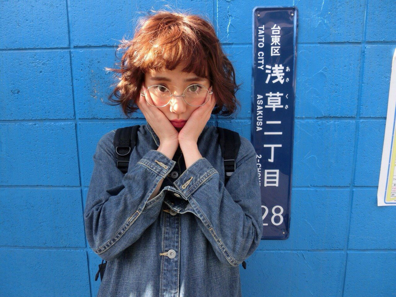 ふんわり感を強調して!くせ毛さんのショートボブ asako / nanuk shibuya