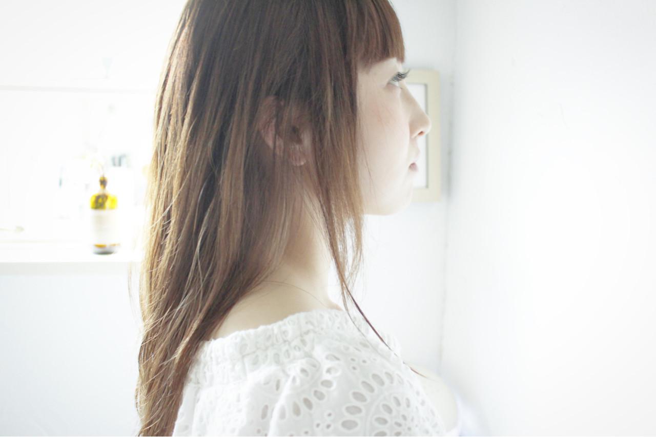 ベージュ 大人女子 アッシュベージュ ブラウンベージュ ヘアスタイルや髪型の写真・画像