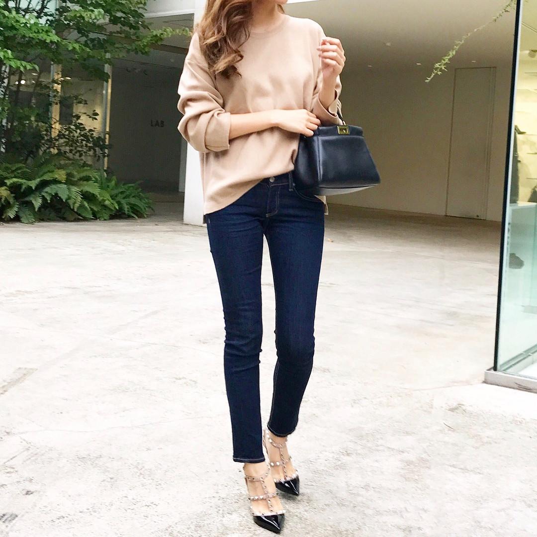 履くだけで自信に繋がるパンプスは女の子の味方 ayumi_okabe