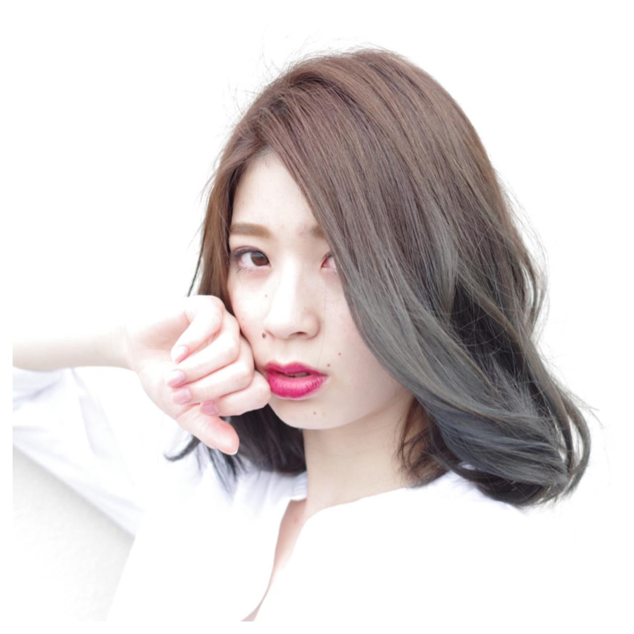 ワンカールをプラス♡愛されツヤ髪ヘア 小谷 勇